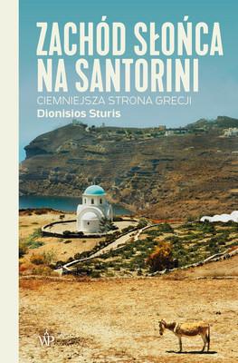 Dionisios Sturis - Zachód słońca na Santorini