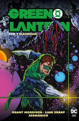 Grant Morrison, Liam Sharp - Blackstars. Green Lantern. Tom 3
