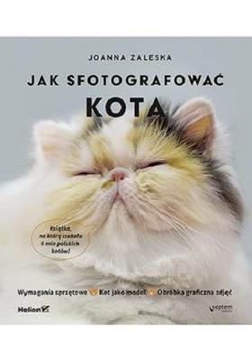 Joanna Zaleska - Jak fotografować kota