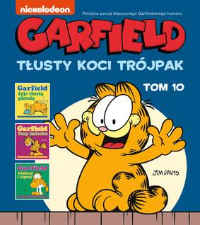 Jim Davis - Tłusty koci trójpak. Garfield. Tom 10