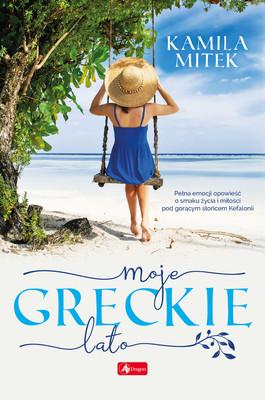 Kamila Mitek - Moje greckie lato