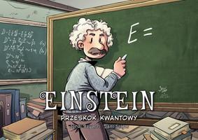 Jordi Bayarri - Przeskok kwantowy. Einstein. Najwybitniejsi Naukowcy