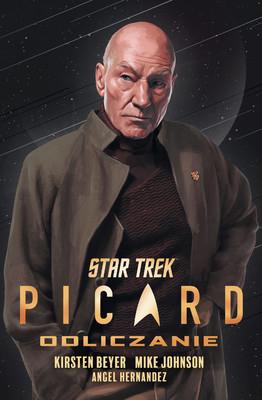 Kirsten Beyer, Mike Johnson - Picard: Odliczanie. Star Trek