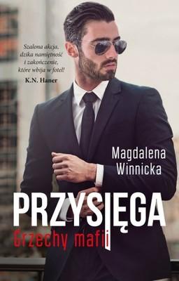 Magdalena Winnicka - Przysięga. Grzechy mafii