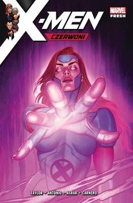 Tom Taylor, Roge Antonio - Czerwoni. X-Men