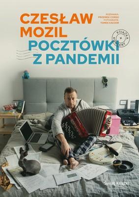 Czesław Mozil, Przemysław Corso - Czesław Mozil. Pocztówki z pandemii