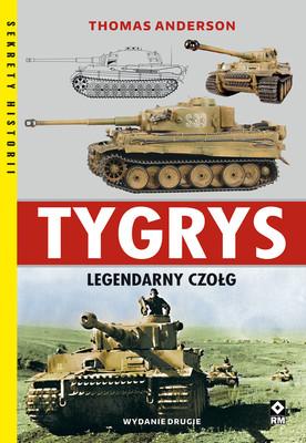 Thomas Anderson - Tygrys Legendarny czołg