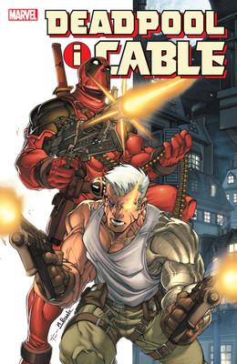 Fabian Nicieza, Patrick Zircher - Deadpool i Cable. Tom 1