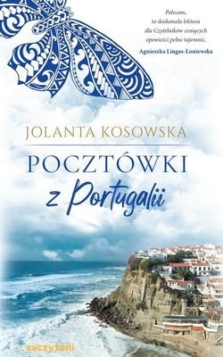 Jolanta Kosowska - Pocztówki z Portugalii