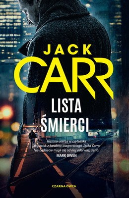 Jack Carr - Lista śmierci