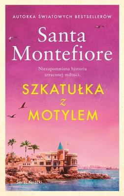 Santa Montefiore - Szkatułka z motylem
