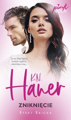 K.N. Haner - Zniknięcie