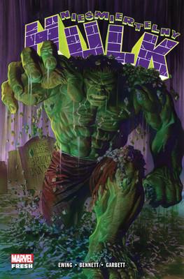 Al Ewing, Joe Bennett - Nieśmiertelny Hulk. Tom 1
