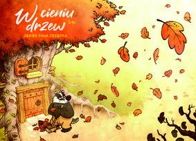 Dav - Jesień pana Zrzędka. W cieniu drzew. Tom 1
