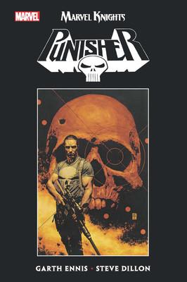 Garth Ennis, Steve Dillon - Punisher. Tom 1