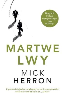 Mick Herron - Martwe Lwy