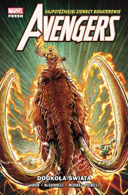 Jason Aaron - Dookoła świata. Avengers. Tom 2
