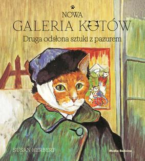 Susan Herbert - Nowa galeria kotów. Druga odsłona sztuki z pazurem