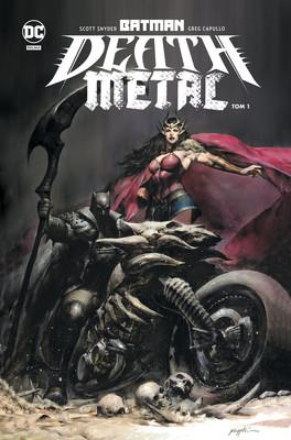 Scott Snyder, Greg Capullo - Batman Death Metal. Tom 1