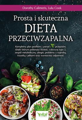 Dorothy Calimeris, Lulu Cook - Prosta i skuteczna dieta przeciwzapalna