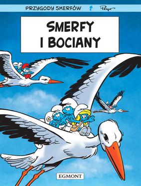 Alain Delon, Thierry Culliford - Smerfy i bociany. Smerfy