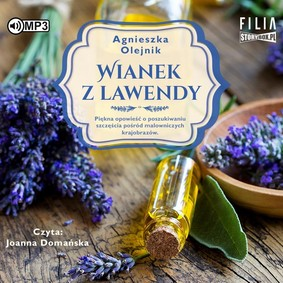 Agnieszka Olejnik - Wianek z lawendy