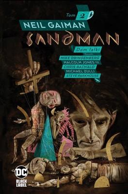 Neil Gaiman, Mike Dringenberg - Dom lalki. Sandman. Tom 2