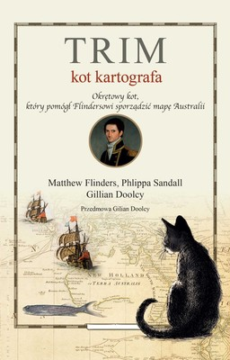 Matthew Flinders - Trim. Kot kartografa