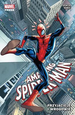 Nick Spencer, Humberto Ramos - Przyjaciele i wrogowie. Amazing Spider-Man. Tom 2