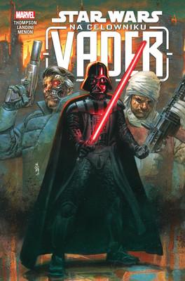 Robbie Thompson - Vader na celowniku. Star Wars
