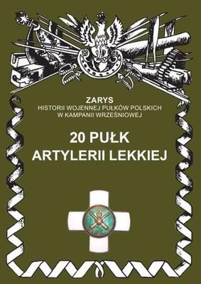 Przemysław Dymek - 20 pułk artylerii lekkiej