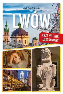 Mirek Osip-Pokrywka - Lwów. Przewodnik ilustrowany