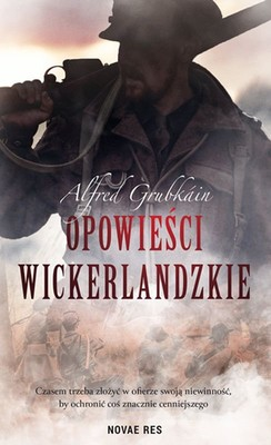 Alfred Grubkain - Opowieści Wickerlandzkie