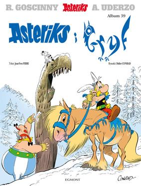Didier Conrad, Jean-Yves Ferri - Asteriks i Gryf. Asteriks. Tom 39
