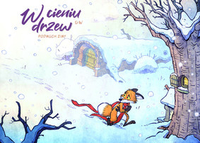 Dav - Podmuch zimy. W cieniu drzew. Tom 2