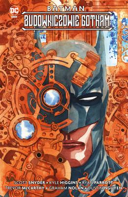 Scott Snyder, Kyle Higgins - Budowniczowie Gotham. Batman