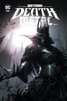 Scott Snyder, Greg Capullo - Batman Death Metal. Tom 2