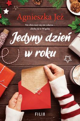 Agnieszka Jeż - Jedyny dzień w roku