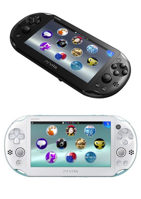 PlayStation Vita [PCH-2000]