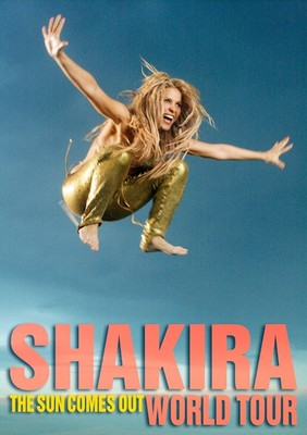 Shakira - The Sun Comes Out World Tour