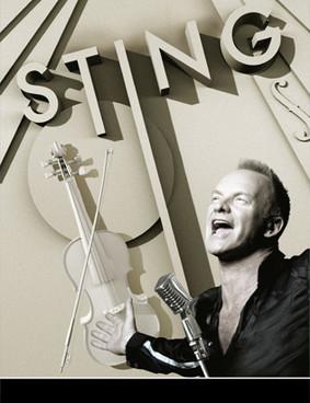 Sting - Symphonicity Tour