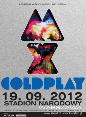 Coldplay - koncert w Polsce