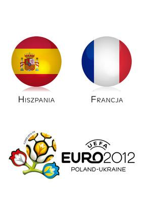 Euro 2012: Hiszpania - Francja [Ćwierćfinał]