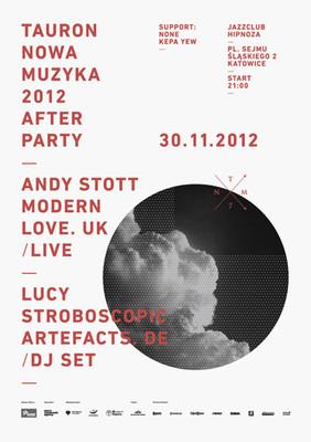 Tauron Nowa Muzyka 2012 After Party