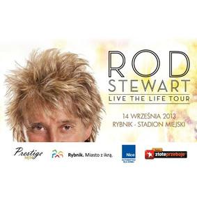 Rod Stewart - koncert w Polsce / Rod Stewart - Live the Life Tour
