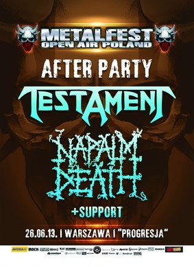 After Party MetalFest 2013