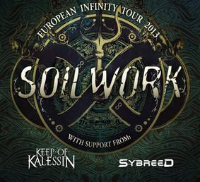 Soilwork - koncert w Polsce / Soilwork - The European Infinity Tour 2013