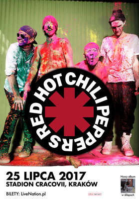 Red Hot Chili Peppers - koncert w Polsce / Red Hot Chili Peppers - The Getaway World Tour