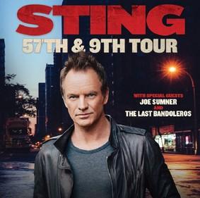 Sting - koncert w Polsce / Sting - 57th & 9th Tour
