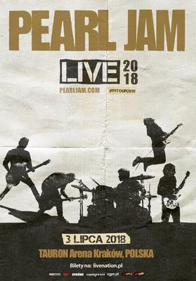 Pearl Jam - koncert w Polsce / Pearl Jam Live 2018